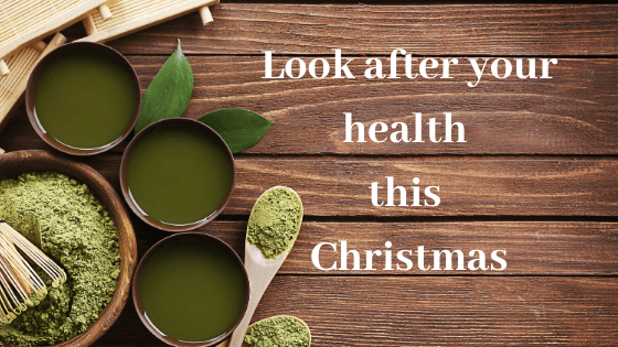 How to look after your health this Christmas